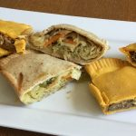 Kingston Tropical Bakery 〜Jamaican Beef Patty (Bronx)