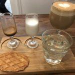 分解したラテコーヒーって?!是非トライしてみたいCoffee Project NY (NYC)
