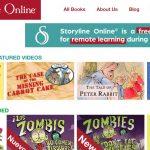 有名人も参加!小学低学年向け英語絵本の読み聞かせサイト Storyline Online